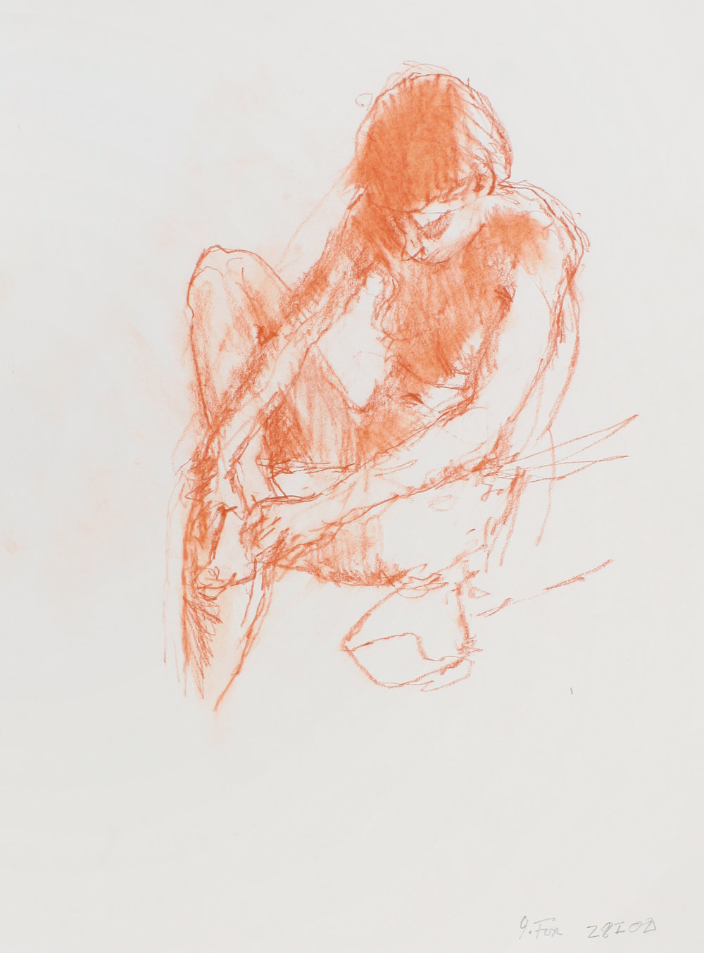 2000_Nude_Holding_Foot_red_conte_on_paper_15x11in_WPF560.jpg
