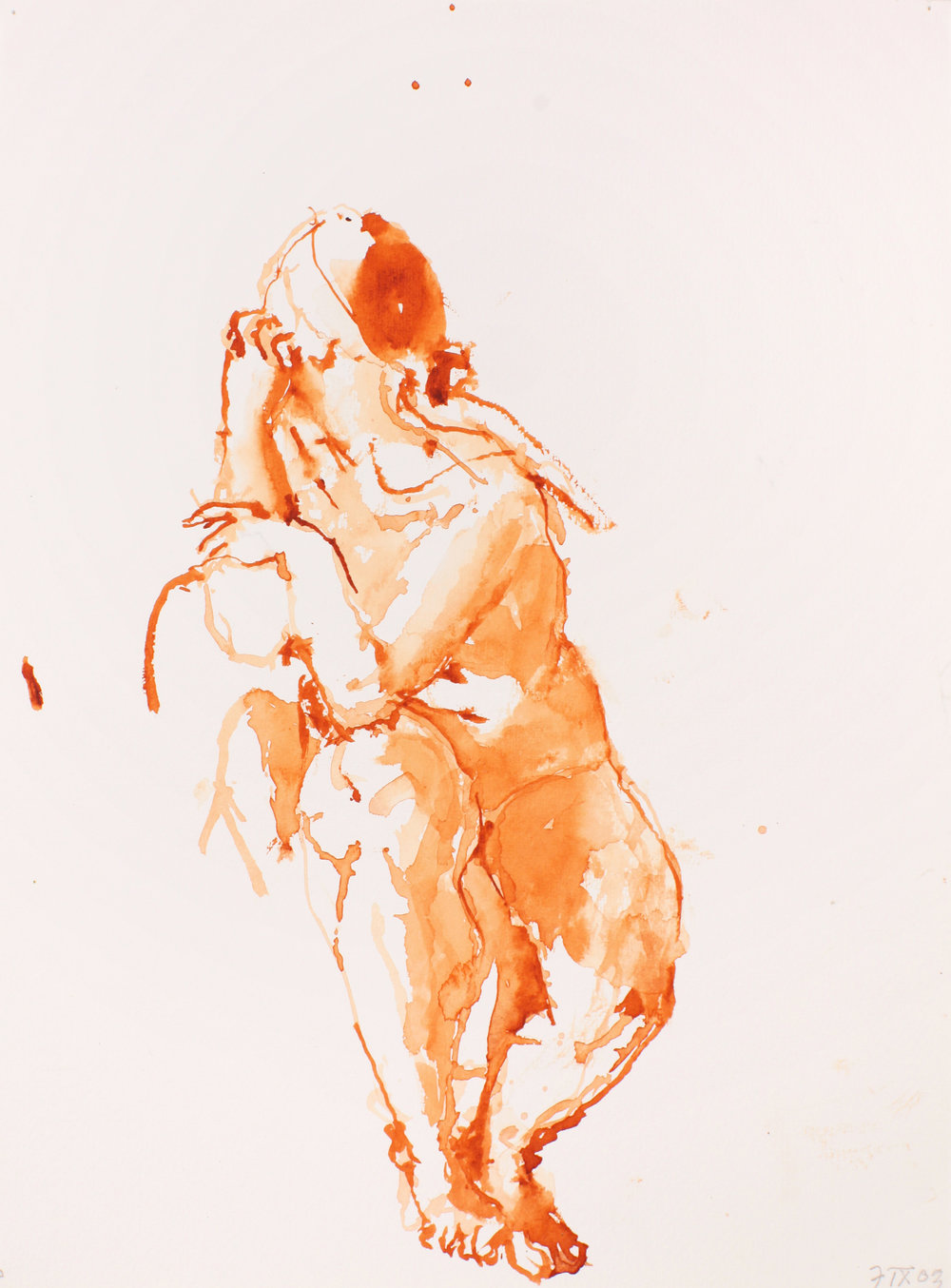 2003_Crouching_Nude_Turned_to_Left_watercolour_on_paper_15x11in_38x28cm_WPF033.jpg