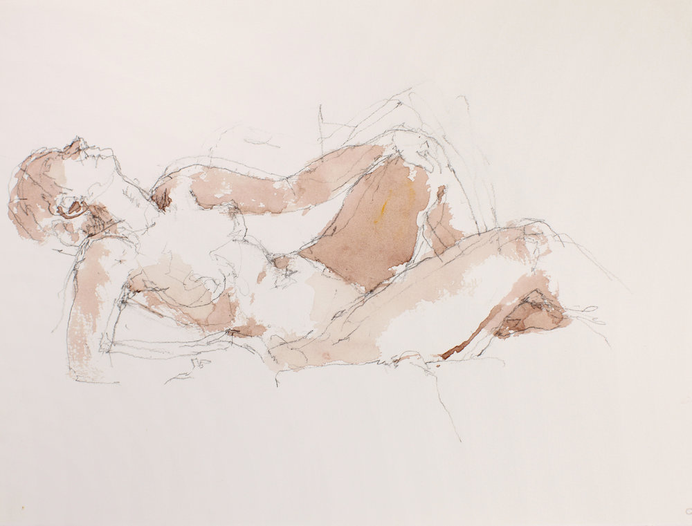 2007_Reclining_Nude_with_Head_Thrown_Back_watercolour_and_pencil_on_paper_11x15in_WPF510.jpg