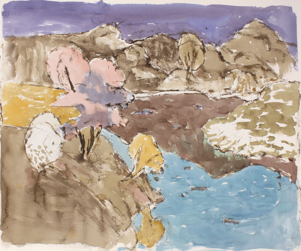 1980s_Hilly_Landscape_watercolour_on_paper_19x23in_WPF681.jpg