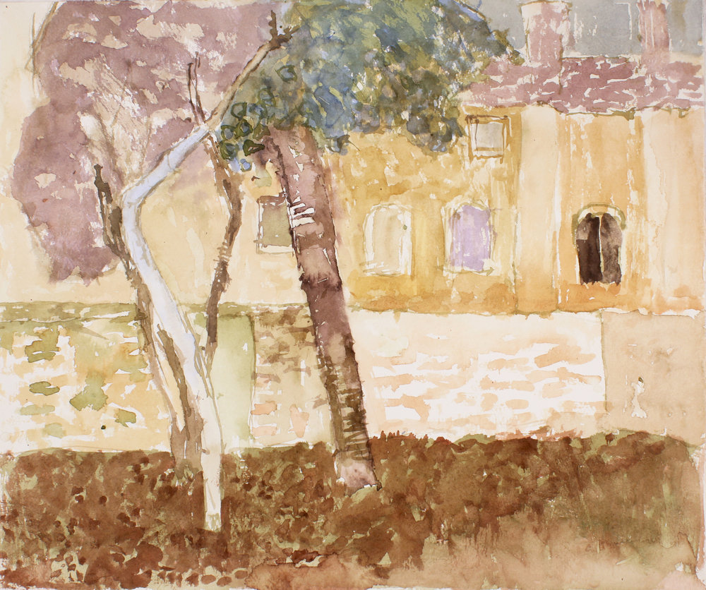 1990s_Savorgnan_Park_Venice_watercolour_on_paper_14x16in_WPF346.jpg