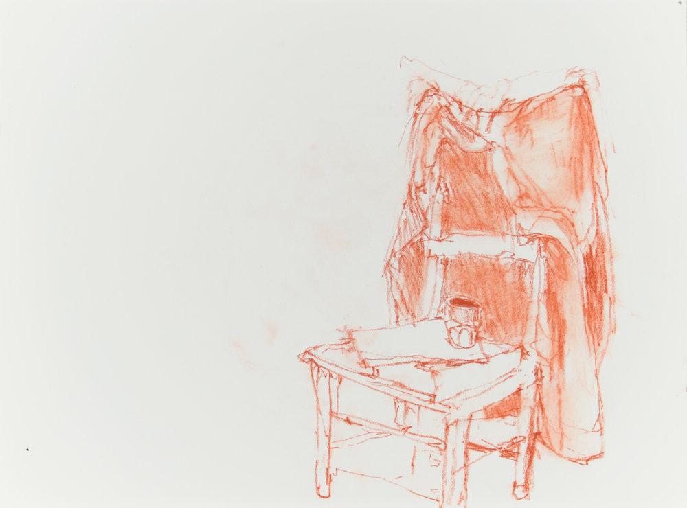 2001_Jacket_on_Studio_Chair_red_conte_on_paper_11x15in_28x38cm_WPF403.jpg