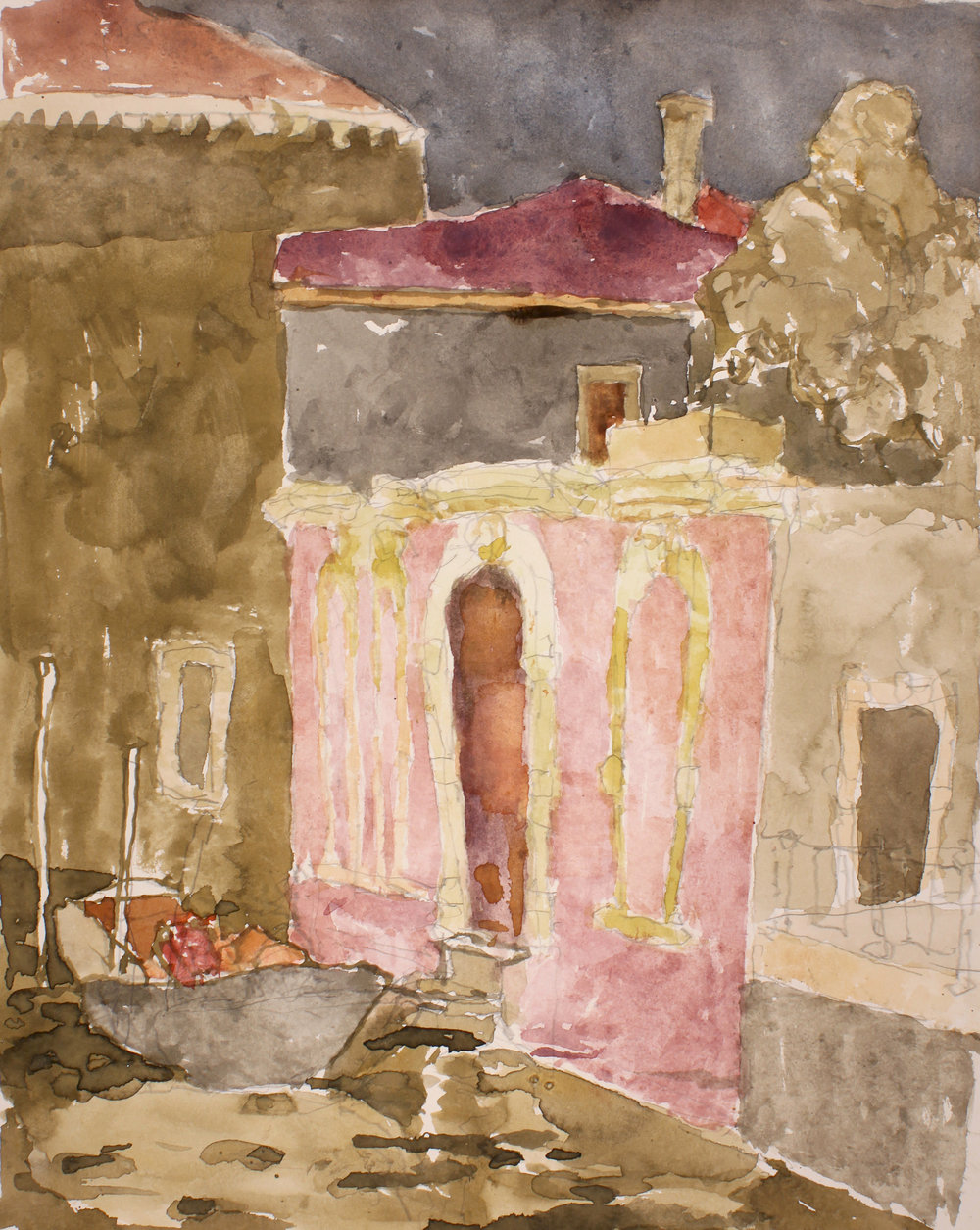 2001_Rio_della_Sensa_Venice_watercolour_and_pencil_on_paper_18x14in_WPF357.jpg