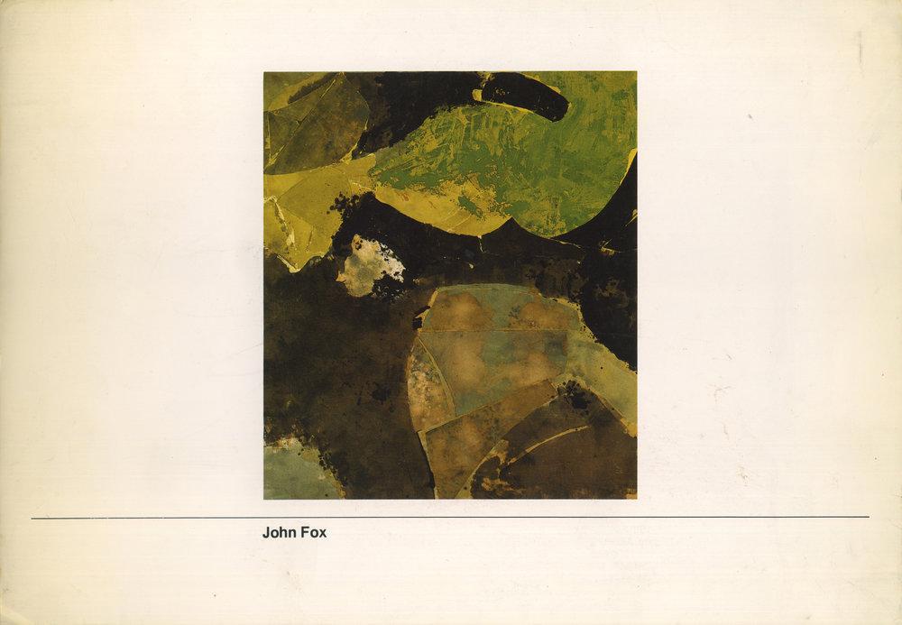 1981, Mira Godard Gallery, Calgary