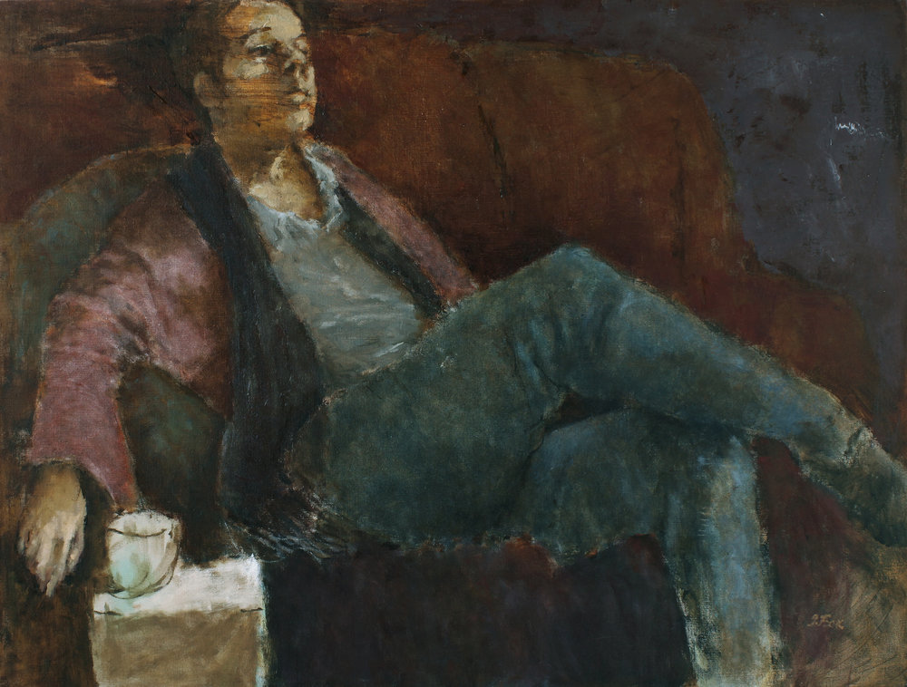 Seated Man (Anthony)