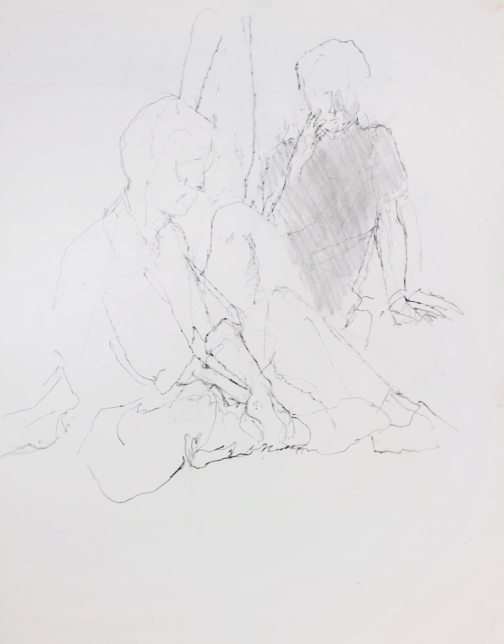 Study for Couple
