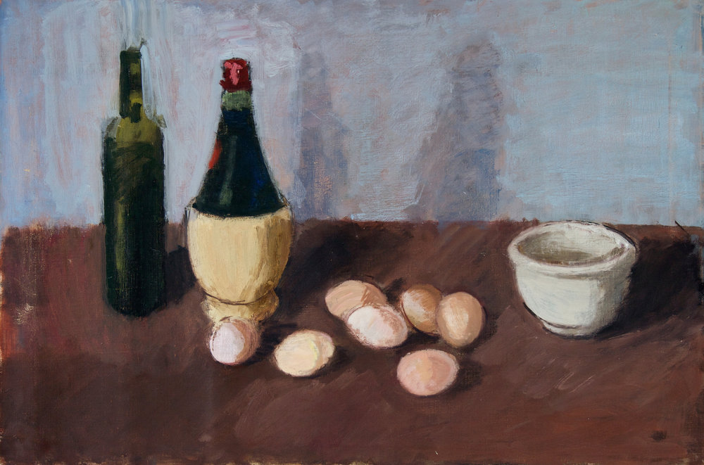 Still-Life with Eggs