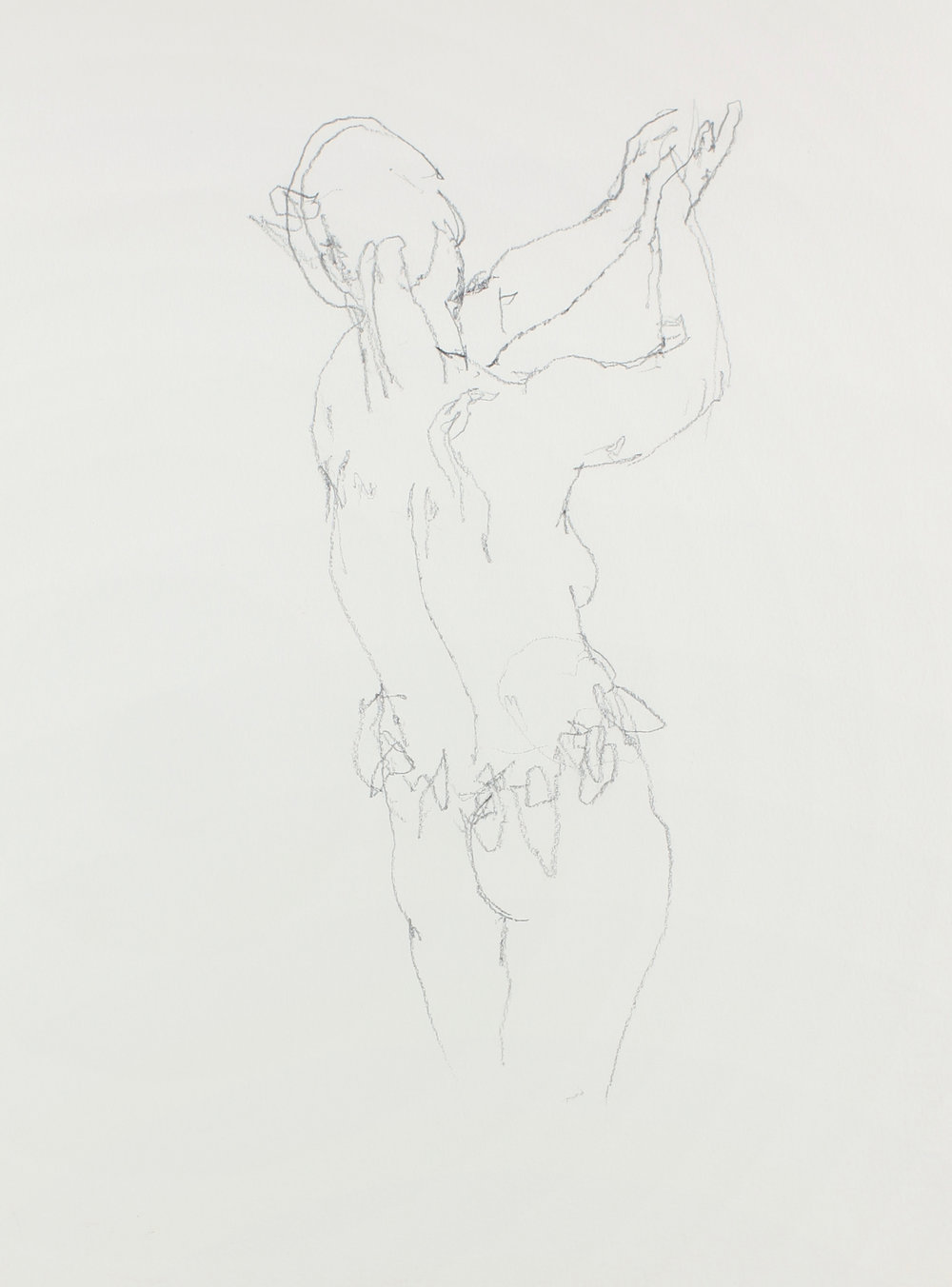 Study for Death of Orpheus