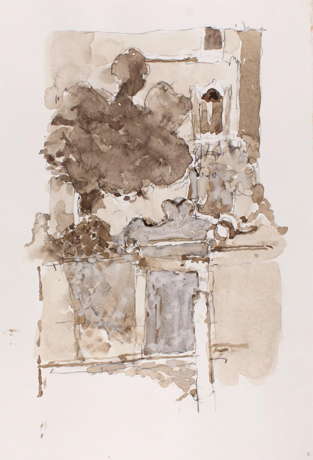 Houses at Santa Ternita, Venice