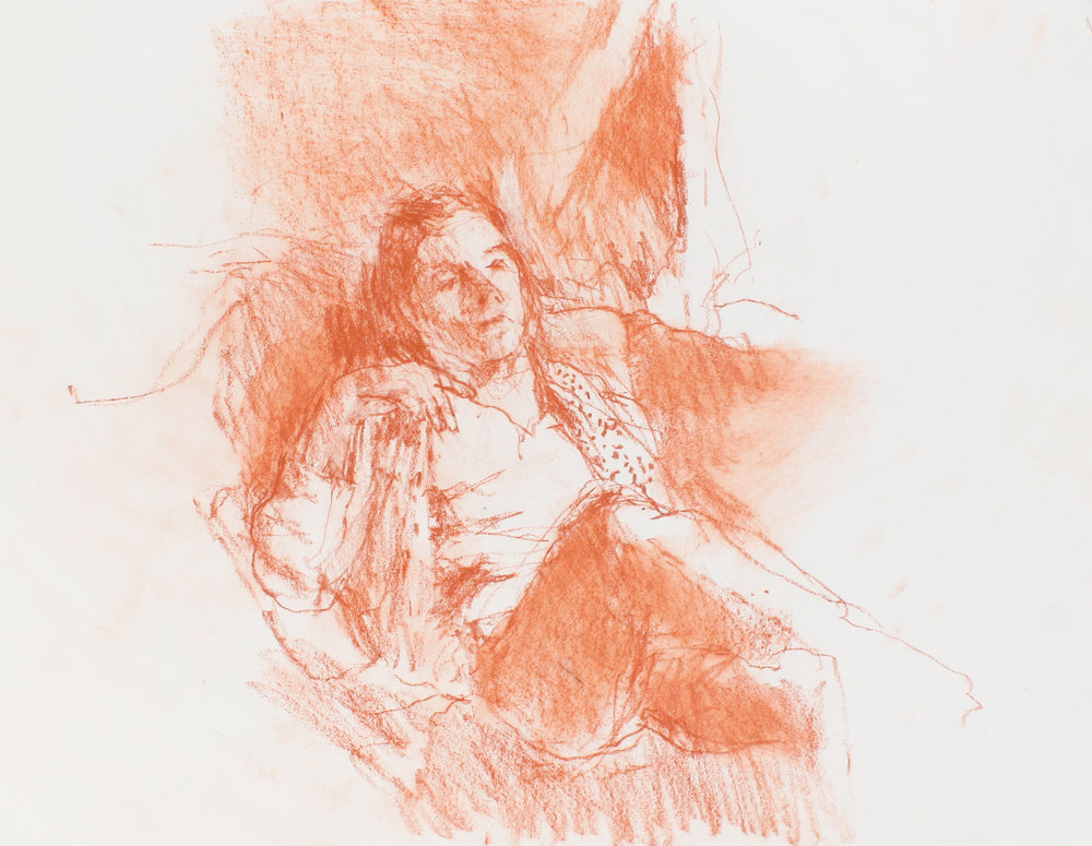 2001_Study_of_Anthony_(Seated_Man)_in_Red_red_conté_on_paper_11x15in)_WPF614.jpg