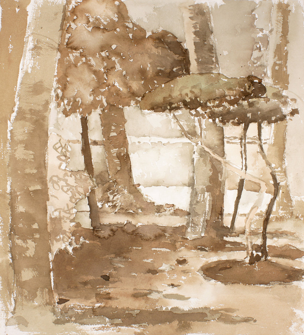 1998_Savorgnan_Park_Venice_watercolour_on_paper_17x15in_WPF153.jpg
