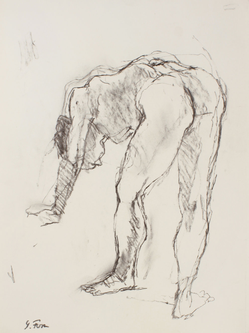 1990s_Nude_Bending_Forward_charcoal_on_paper_15x11in_WPF514.jpg