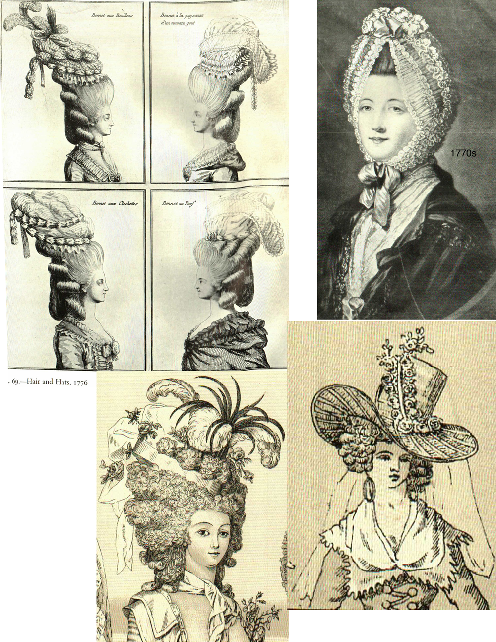 Hats and hair page