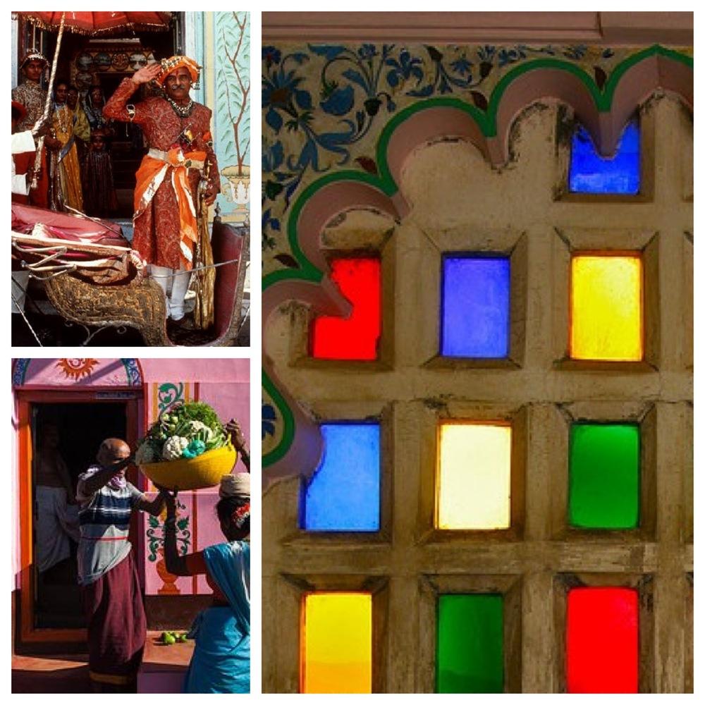India color pallette research