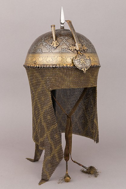 16th Century Helmet