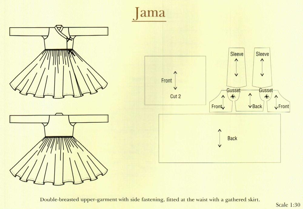 Jama - robe