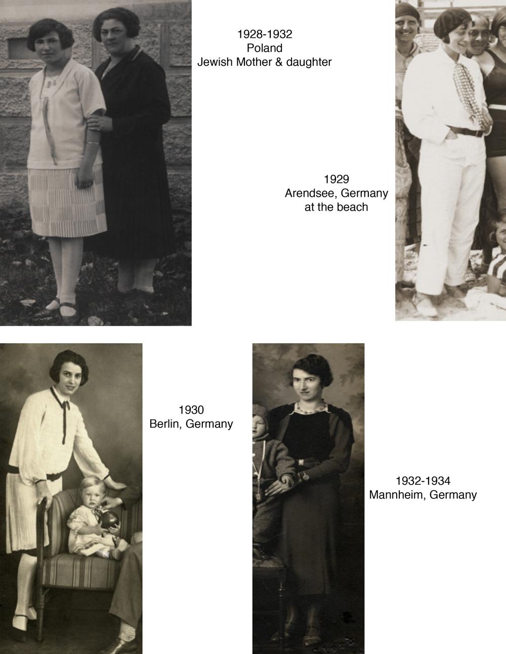 Women's details