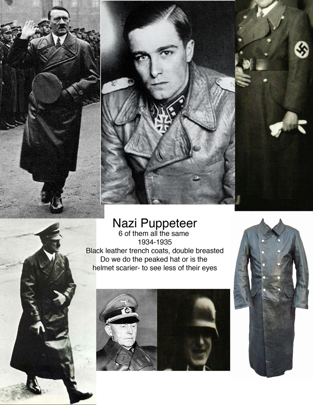 Nazi puppeteer