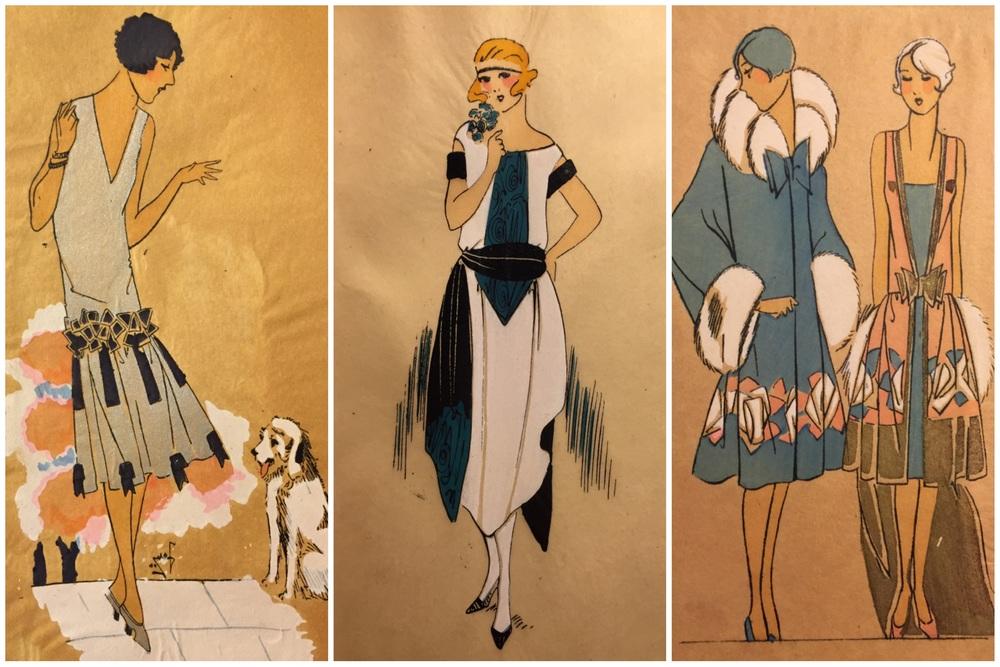 1925, 1921, 1926 Tres Parisien
