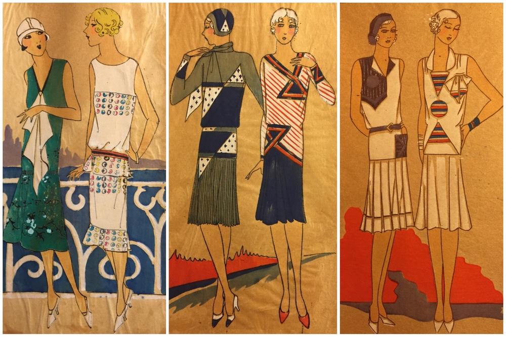 1925, 1929, 1929 Tres Parisien