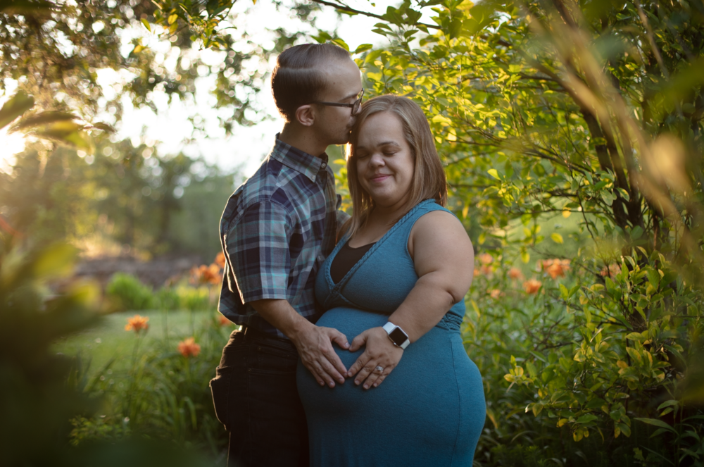 Maternity Photo by Marissa Palma