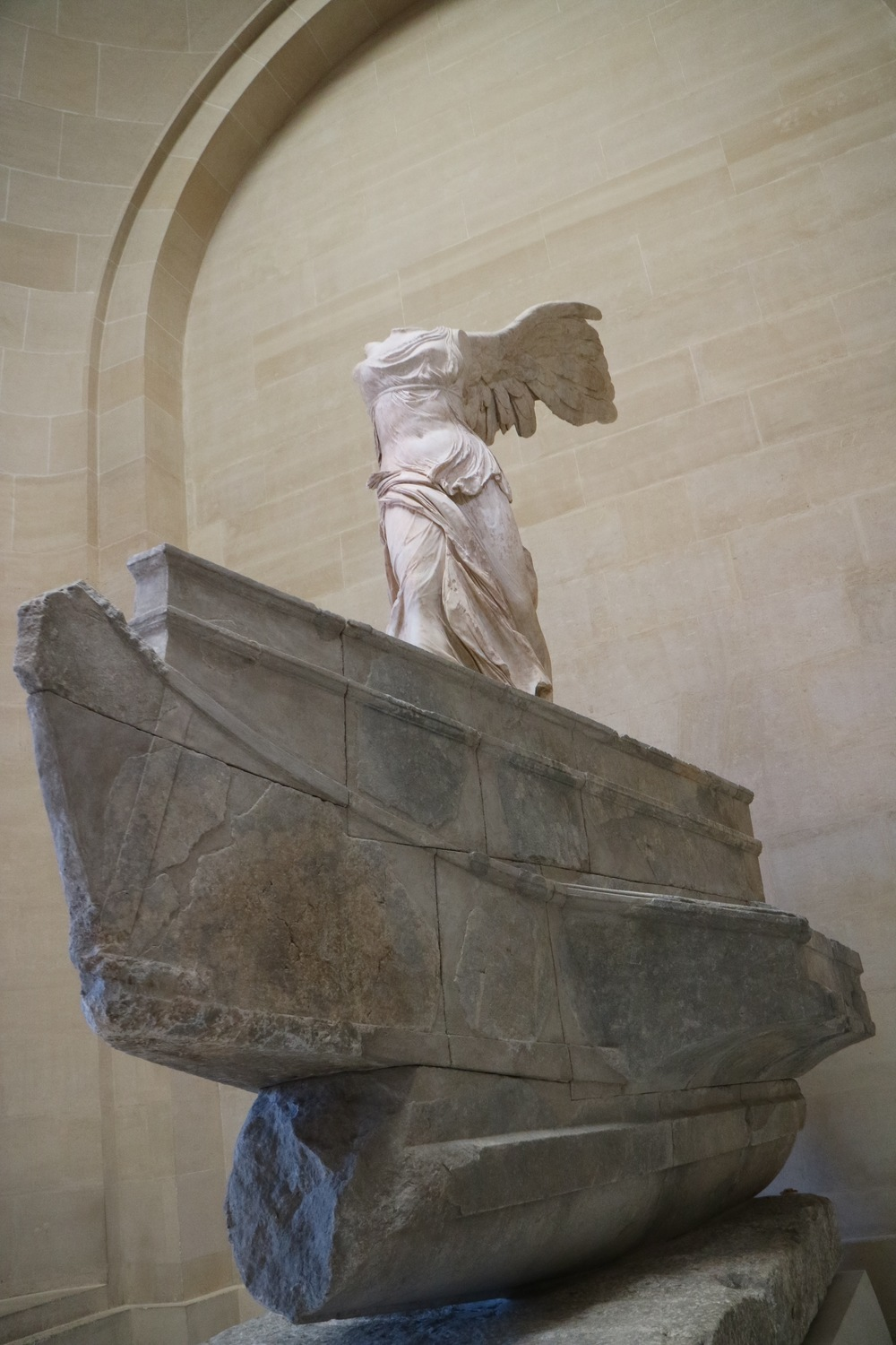 Nike of Samothrace (Winged Victory), 2nd Century BC