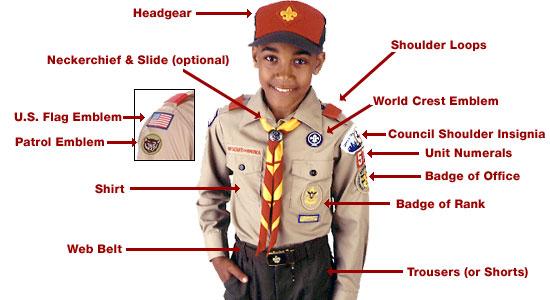 uniforms troop 691 irvine ca rh troop691 net boy scout uniform guide for adults boy scout uniform guide arrow of light