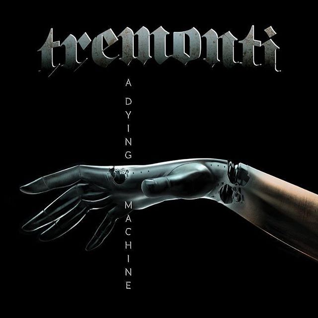 Today is all about this ! The new album from @tremontiofficial Amazing work guys :) #tremonti #adyingmachine