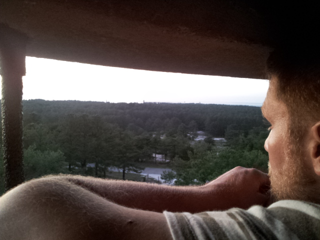 looking through the observation tower.jpg