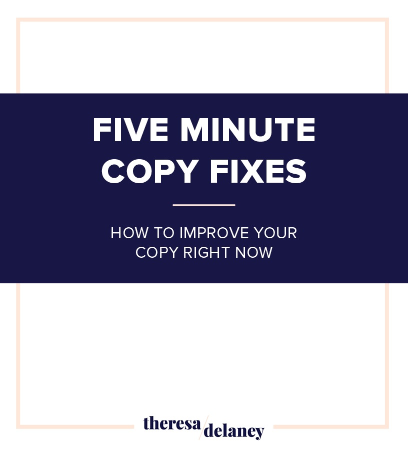 Five-Minute-Copy-Fixes-Improve-Your-Copy-Right-Now