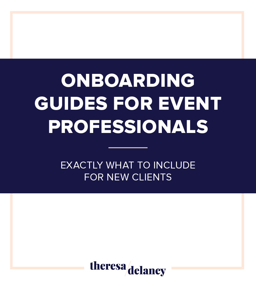 Onboarding Guides for Event Professionals: Exactly What To Include