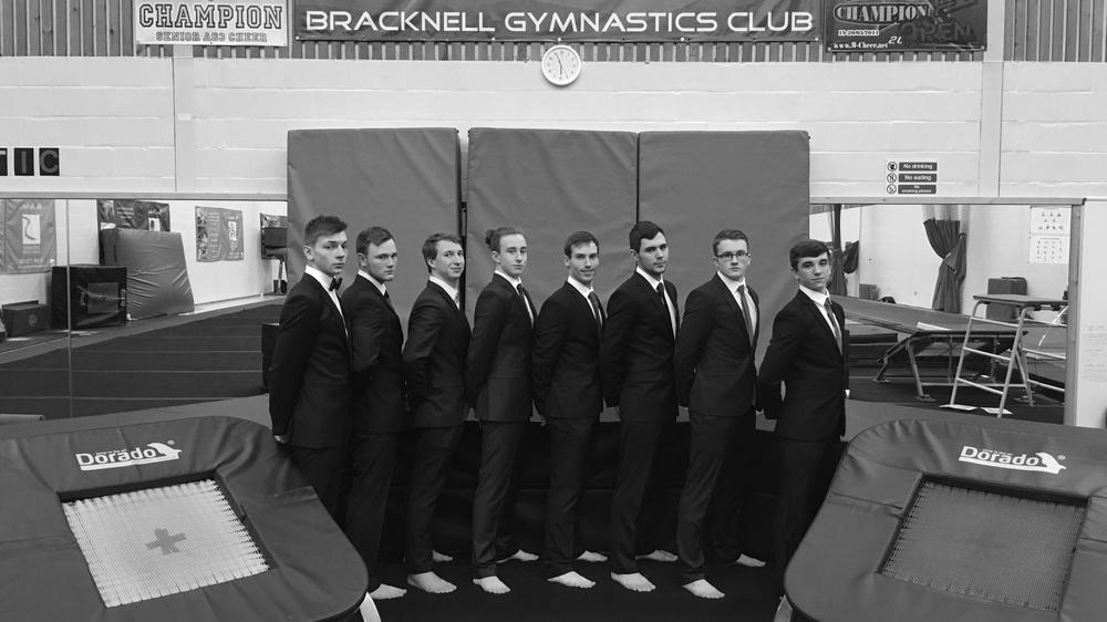 Men's team #suitednotbooted
