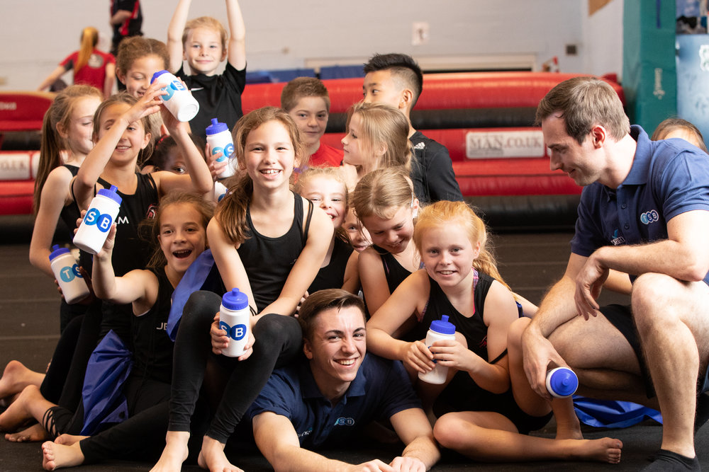 TSB & Sported - Bracknell Gymnastics Club is proud to be supported by TSB and Sported. They've come together to help local groups like ours, who are using the power of sport to achieve positive change in their communities. With their support, we will be able to create even more opportunities for young people in our community to grow in confidence, come together and develop the skills they need to succeed in life.