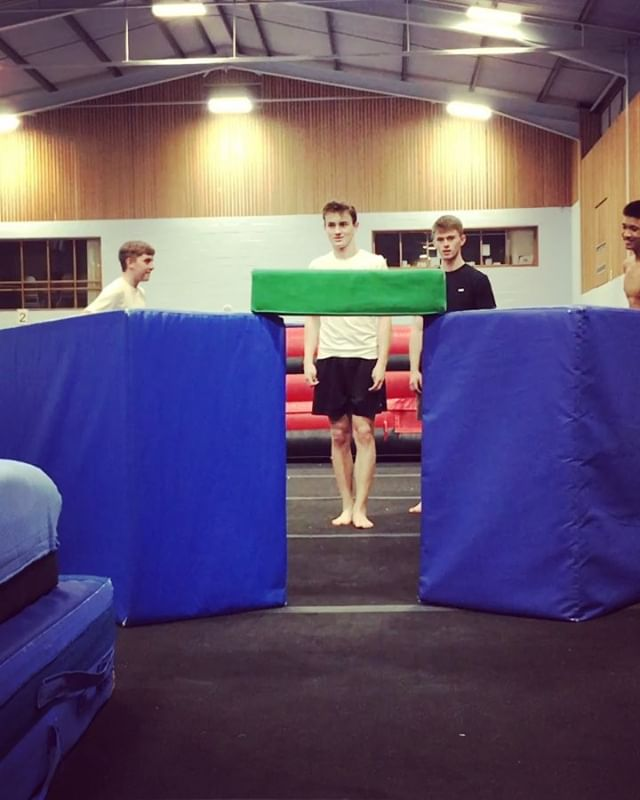 Standing salto challenge #parkourlife #parkour #freeg #freestylegymnastics #skills #challenge #salto #somersault  @bfc_health @getberkshireactive @everyoneactivecorporateteam @sporteduk @tsbbank