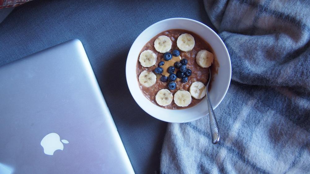 cacao porridge recipe