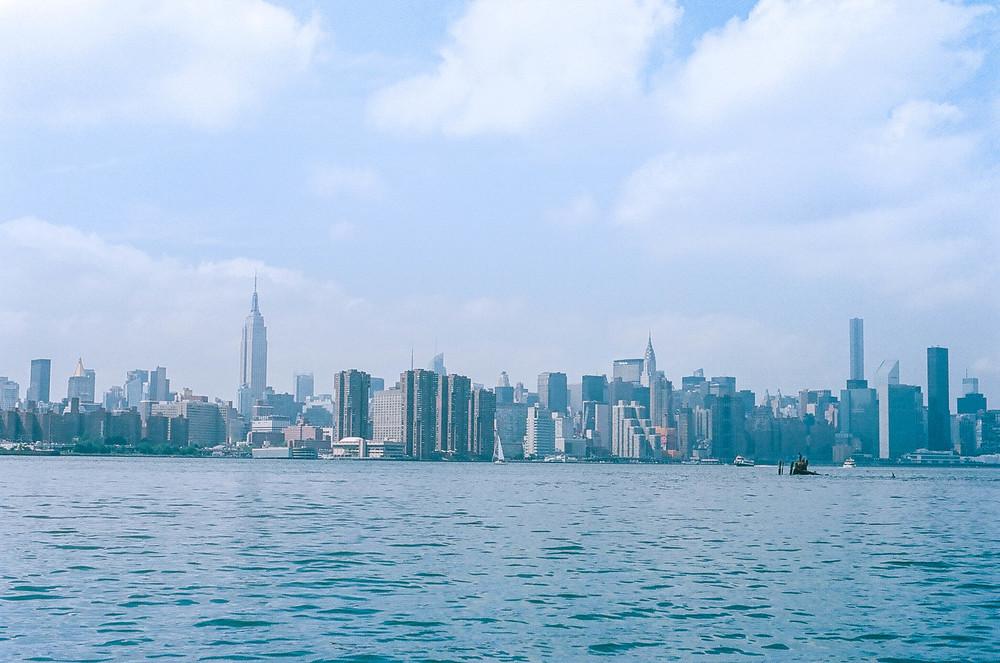 Manhattan Sky Line