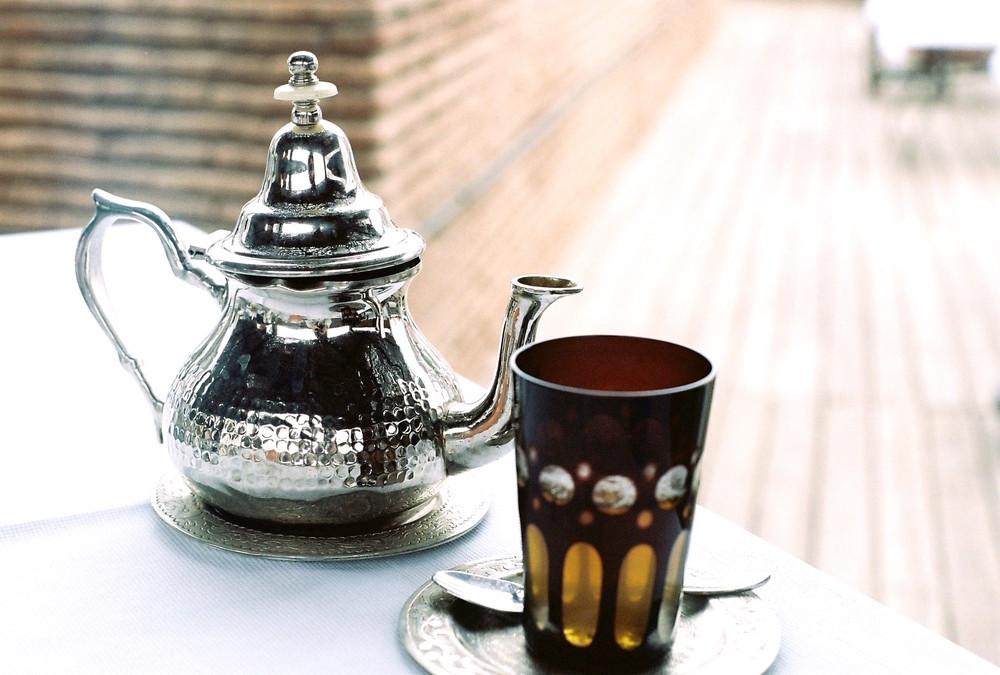 Mint Tea Marrakech