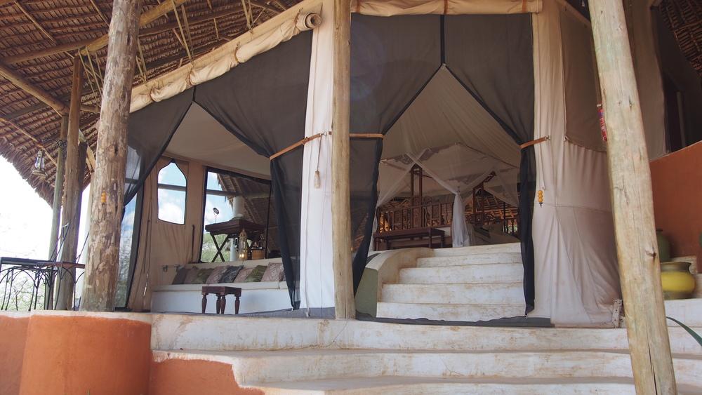 Sasaab Lodge, Kenya