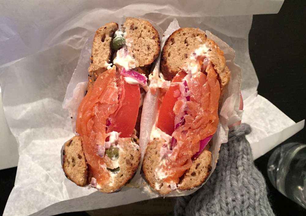 blackseed bagels