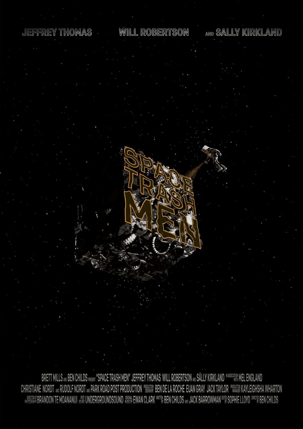spacetrashmenposter