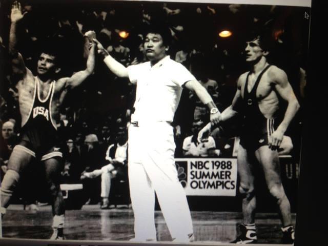 Olympian Joe Gonzales vs. Olympic Gold medalist, Anatoli Belglasov