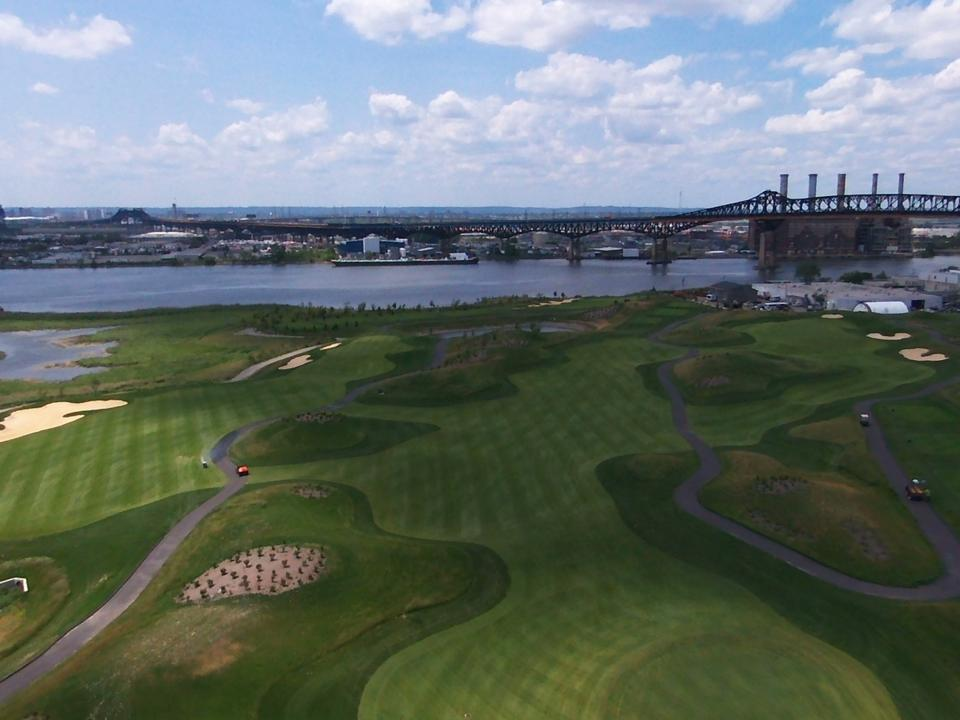 Skyway Golf Course, Lincoln Park West (Jersey City, NJ)