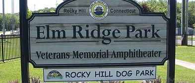 Elm Ridge Park in Rocky Hill, Connecticut