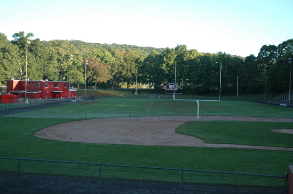 Derby High School Athletic Fields in Derby, CT
