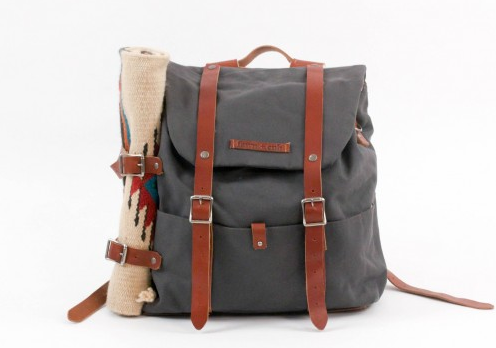 Fawn + Cub : The Ruckus Sack Diaper Bag $375