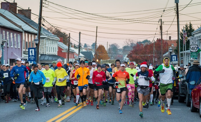 The JFK 50 Mile — my first ultramarathon, and one of the hardest races of my life.