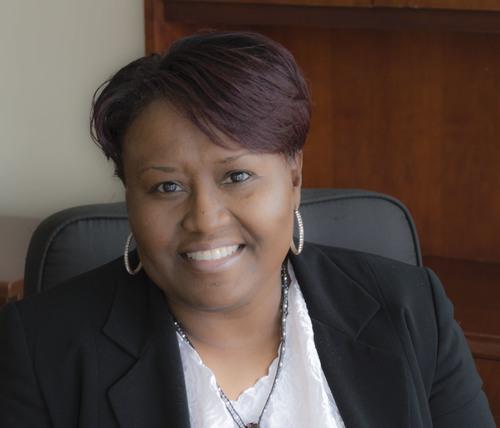 Renita AShford -OFFICE MANAGER