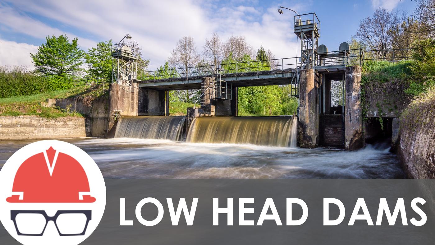 Drowning Machine: The Dangers of Low Head Dams — Practical Engineering