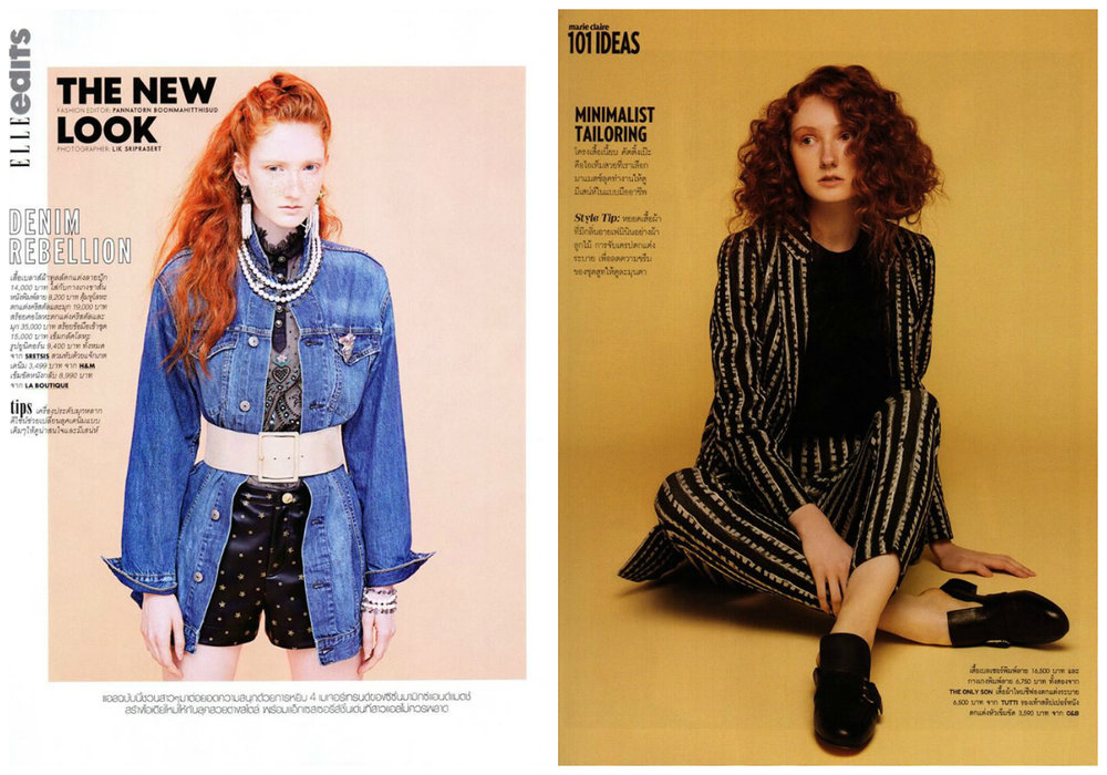 Editorials Galore