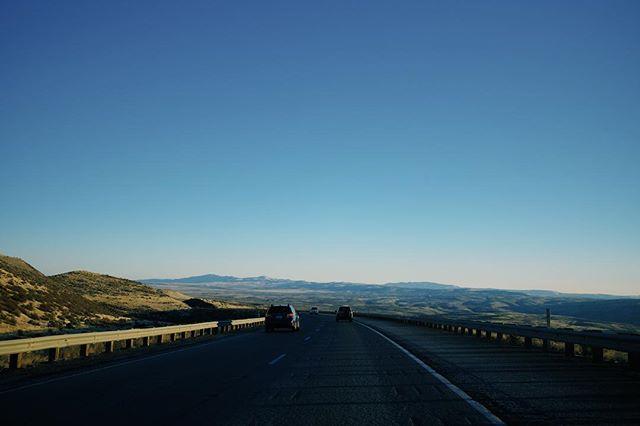 Heading home for the holiday Manastash, WA